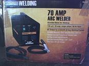 CHICAGO ELECTRIC Arc Welder 68888 70 AMP ARC WELDER